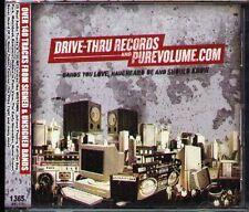 DRIVE-THRU AND PUREVOLUME.COM - Japan 2 CD - NEW The Format Abbott Hayes