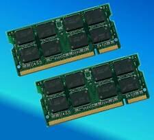 2GIG 2x1GB 2GIG RAM Memory Toshiba Satellite M50 M70