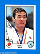 SPORT SUPERSTARS -Panini 1982- Figurina-Sticker n. 245 - S. FUJII -JAP-New