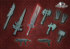 BREAKTHROUGH ARMY - Custom-Made Weapon Set for Lego 's min-figure