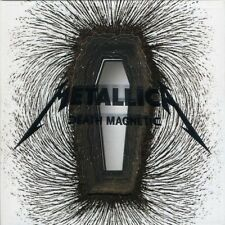 Metallica Death Magnetic import CD Rare Limited Edition Digipack w/ Sticker NEW