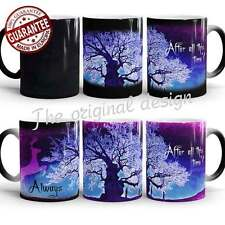 Harry Potter mug,HP Magic mug, Color Changing, After all this time? Always