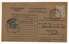 A4827) FRANCE 1946 PC Soisy Sous Montmorency R.G.