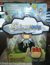 ScribbleNauts Maxwell with Wings and Sword Collectible Figure Jazwares