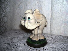 MADAGASCAR  ELEPHANT FIGURINE UNIQUE CREATIONS