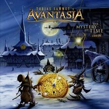 Avantasia/Tobias Sammet - The Mystery of Time: A Rock Epic (CD, Apr-2013) METAL