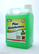 4 x 2.5L Pine Strong Antibacterial Disinfectant - 10 Litres - Bulk Buy