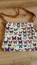 Ladies BNWOT Butterfly Cross Body bag