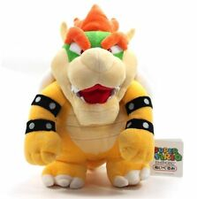 """Super Mario Brothers Bros Party Bowser 10"""" Koopa Dragon Stuffed Toy Plush Doll"""
