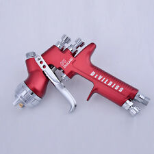 HVLP spray gun Devilbiss GFG professional car paint gun 1.3mm nozzle 600ml pot