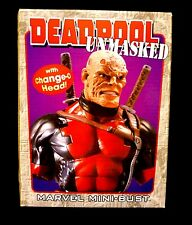 Bowen Designs Deadpool 2 Unmasked Marvel Comics Bust Statue New from 2000