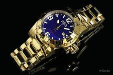 Invicta Reserve Excursion Swiss Quartz MOP Dial Gold-Tone Bracelet Watch 80600