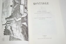 MONTAIGLE ALFRED BEQUET ILLUSTRE REPRINT 1973 BELGIQUE