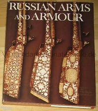 Miller   Russian Arms and Armour photo book Armoury Museum Kremlin Moskou 1982
