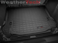WeatherTech® Cargo Liner for Jeep Wrangler Unlimited - 2011-2014 - Black