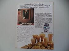 advertising Pubblicità 1981 PASTA VOIELLO
