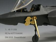 Dreammodel 2032 1/48 PE for F-35B for Kittyhawk