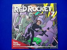 Red Rocket 7  #2 (of7) : Mike Allred. Sci fi, pop music, great artwork.