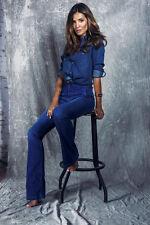 BNWT Zara Bootcut Bell Bottom  High-waist Jeans Size 34