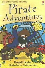 Pirate Adventures (Usborne Young Reading: Series One)-ExLibrary