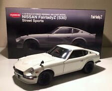 1/18 Kyosho Nissan Fairlady Z Street Sports (white) S30 Angel Z