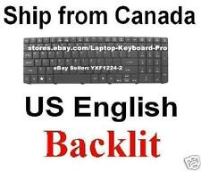 Acer Aspire 8940 8940G 8942 8942G 8935 8935G Keyboard - Backlit - US English