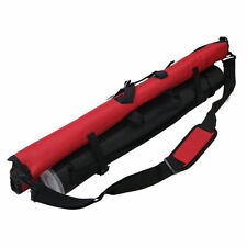 Folding Bow Bag Case Holder +Arrow Quiver Tube for Detchable Recurve Bow Archery