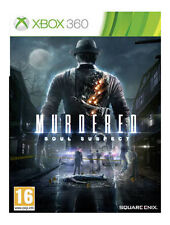 Murdered: Soul Suspect (Microsoft Xbox 360, 2014) *BRAND NEW & SEALED*