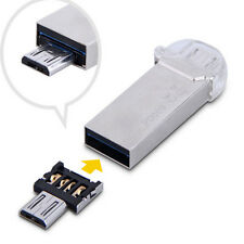 Fashion Style Micro USB Male to USB OTG Adapter Converter For Android Tablet PC