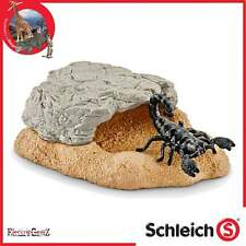 Schleich Wild Life SCORPION Grotta Playset