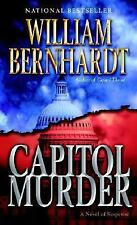 Capitol Murder: A Novel of Suspense-ExLibrary
