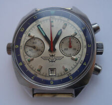 Sturmanskie Vintage USSR Russian Soviet watch Poljot Chronograph 3133