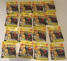 LEGO Collectable Minifigures 71013 Series 16 Complete Set Unopened