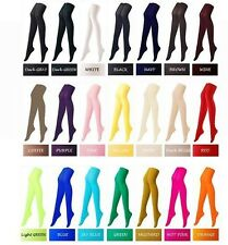 # 1 Pair 80 Den Sharp Colour Pantyhose Hosiery Fullfoot Tights Lady Girl
