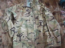UK issue MTP multicam PACK LITE GORETEX GORE TEX MVP SMOCK JACKET COAT M aor 1