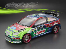 1/10 Ford Focus 190mm RC Car Transparent Body