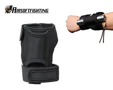 TrustFire DF-00 Arm Flashlight Torch Holster Arm Pouch Hunting Accessory Black