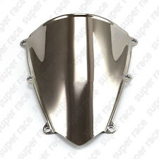 New Style Chrome Motorcycle Windshield Windscreen For Honda CBR600RR 2007-2012
