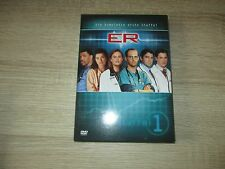 ER - Emergency Room - Staffel 1 Serie 4 DVD Box