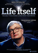 Life Itself (DVD, 2015) Roger Ebert Documentary  by Hoop Dreams Steve James