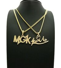 NEW LACE UP & MGK CHAIN SET.