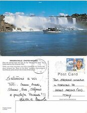 Canada - Niagara Falls - Chutes Niagara - Maid of the Mist (A-L 418)