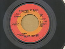 "MAD RIVER COPPER PLATES CAPITOL orig US GARAGE PSYCH 7"" 45 HEAR"