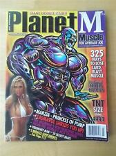 PLANET MUSCLE bodybuilding fitness magazine/MARZIA PRINCE 3-07