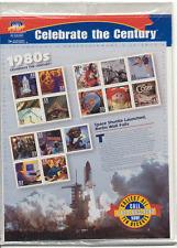USA 2000 SECOLO/1980s/spazio/teatro/cinema/sportpolitics/Autobus Sht 15v (b9648)