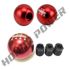 Mugen Estilo 6 Speed Gear Shift perilla Rojo (JDM// Honda/Civic Integra// EP3/FN2/DC5)