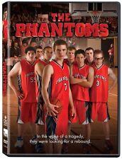 The Phantoms (DVD) Tyler Johnson, Holly Deveaux, Kyle Mac NEW
