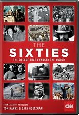 THE SIXTIES THE YEARS THAT SHAPED A GENERATION New 3 DVD Set PBS 60s 1960s