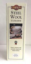 Liberon Steel Wool 0000 250g FREE SHIPPING!