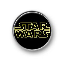 "STAR WARS / 1"" / 25mm / pin button / badge / movie / Storm Troopers / Jedi"